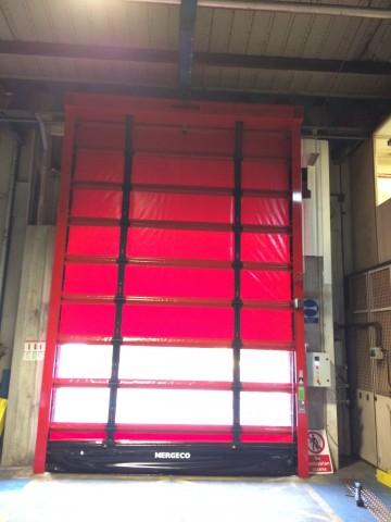 Nergeco External Door