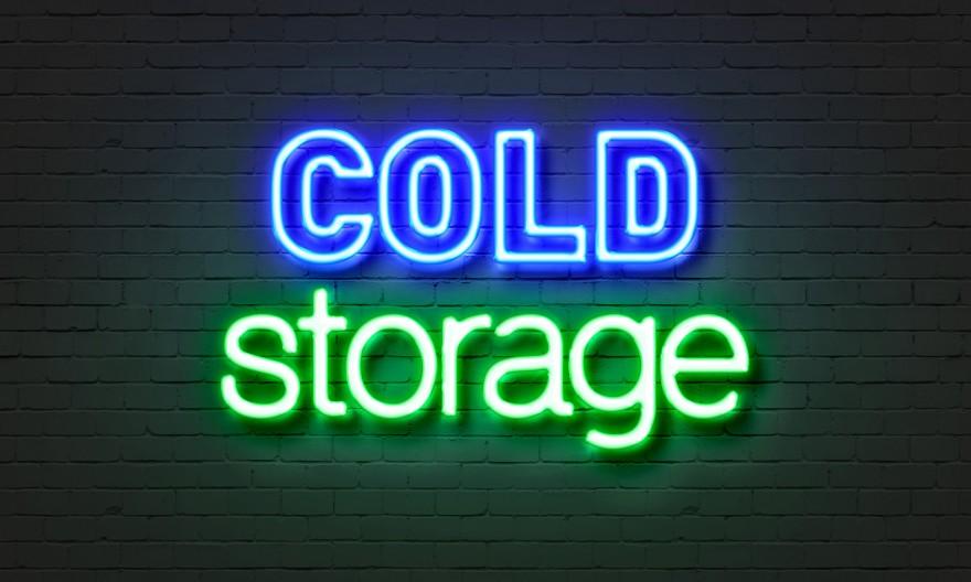 Cold Storage Background